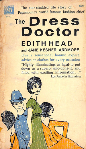'The Dress Doctor' by Edith Head