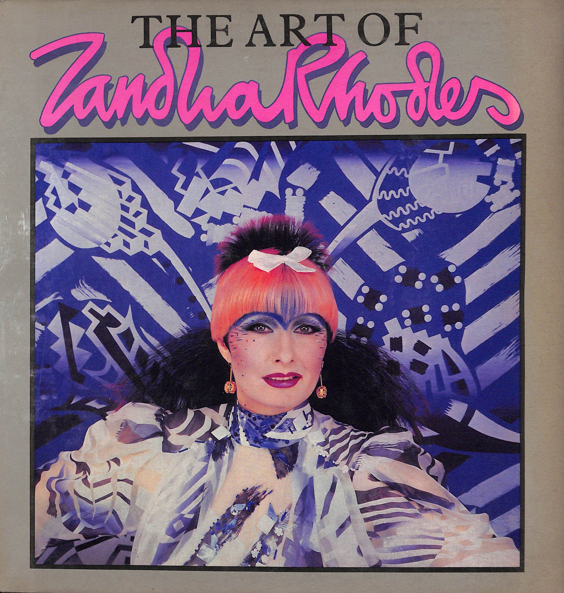 'The Art of Zandra Rhodes' 1985
