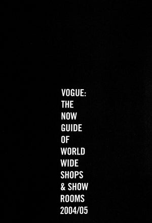 Vogue Shops Guide