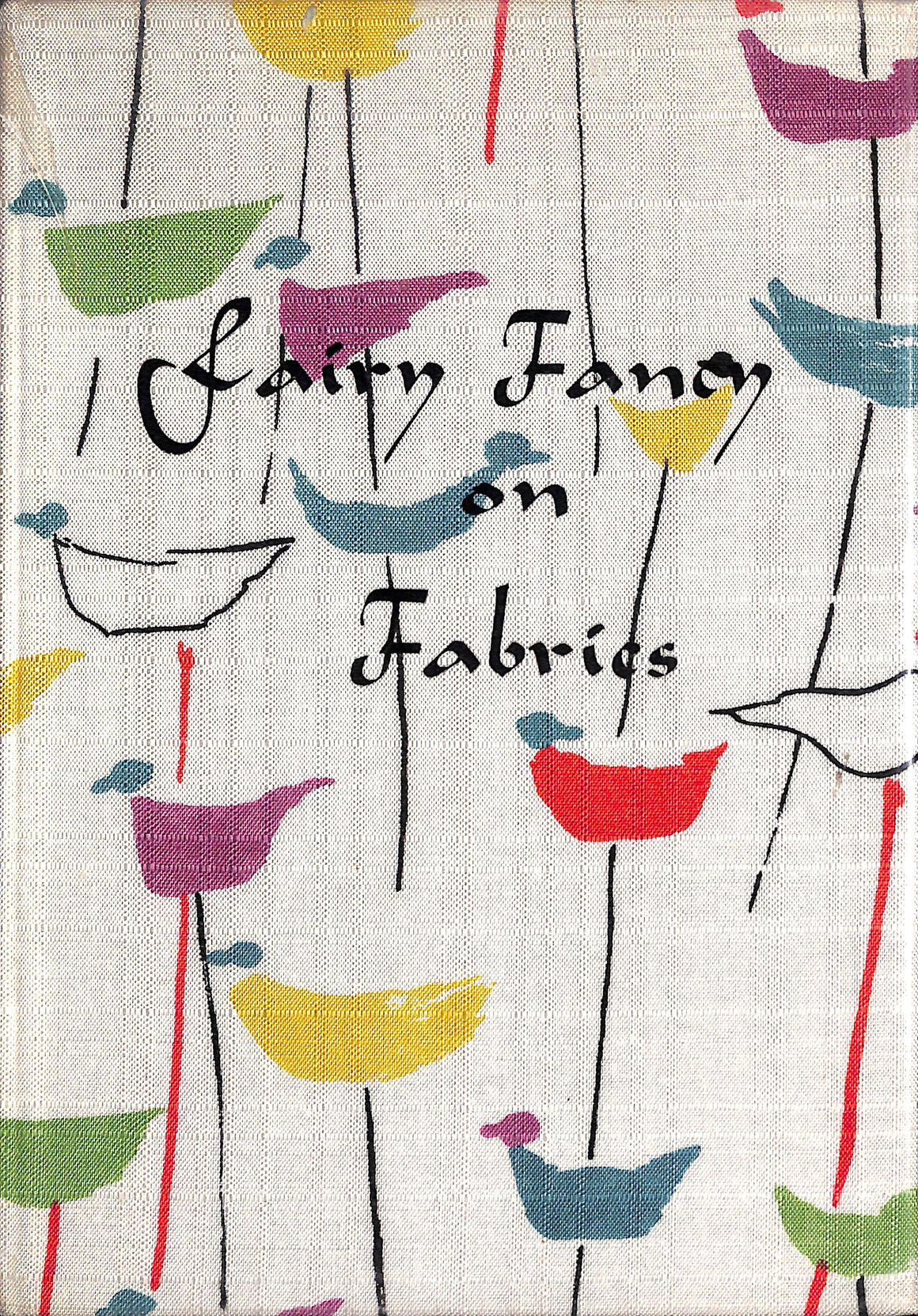 Fairy Fancy on Fabrics: The Wonderland of Calico Printing