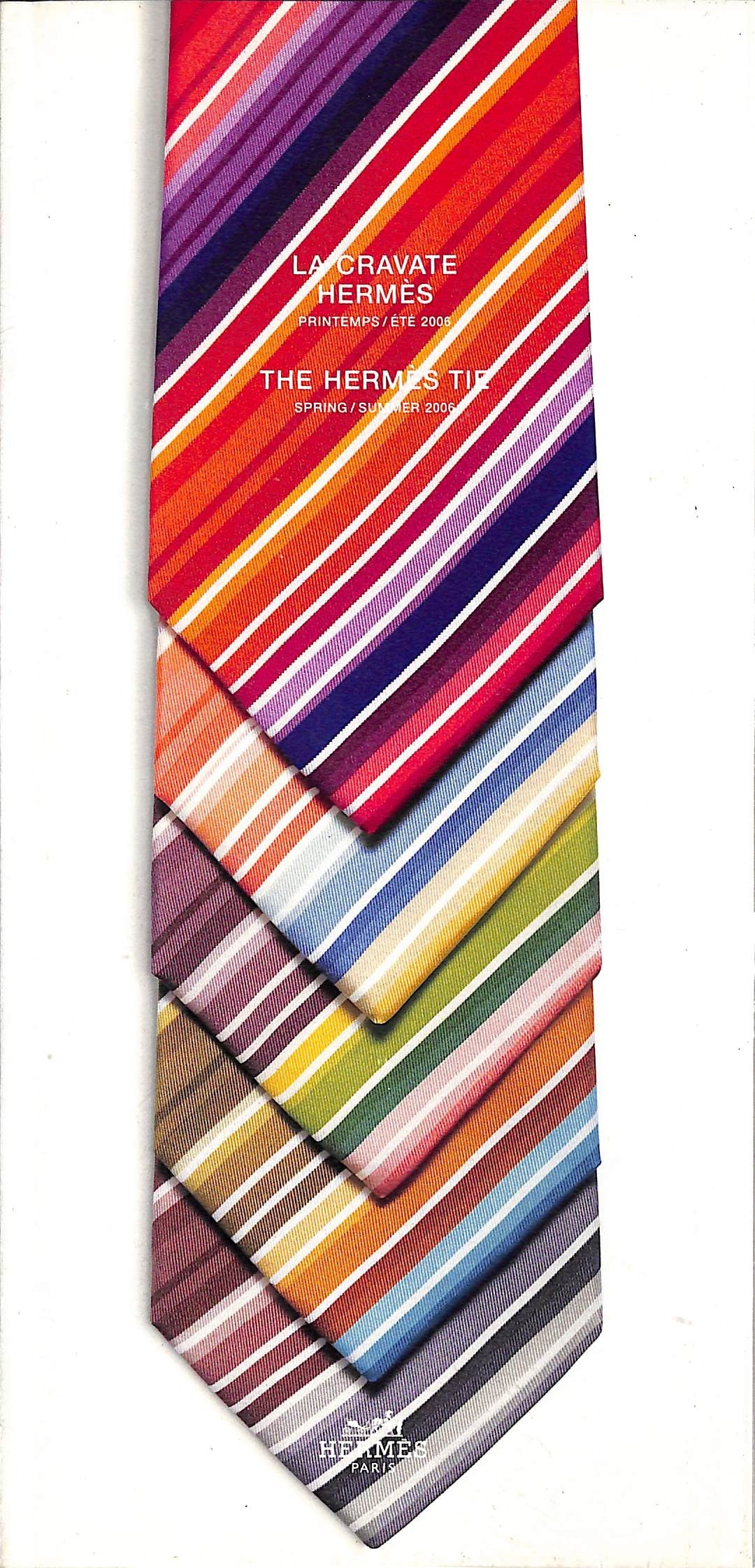 The Hermes Tie Spring/Summer 2006