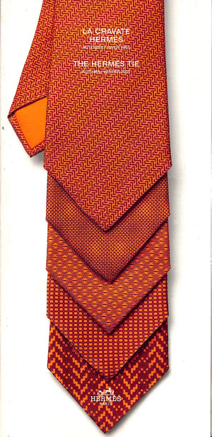 The Hermes Tie Autumn/Winter 2005