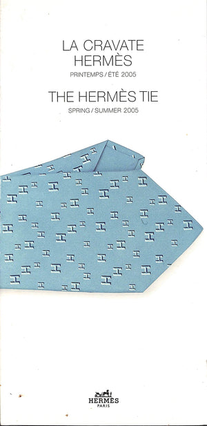 The Hermes Tie Spring/Summer 2005