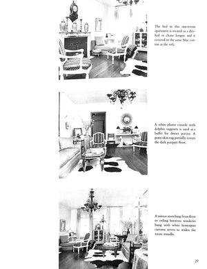 """The New York Times Book of Interior Design and Decoration"" O'Brien, George"