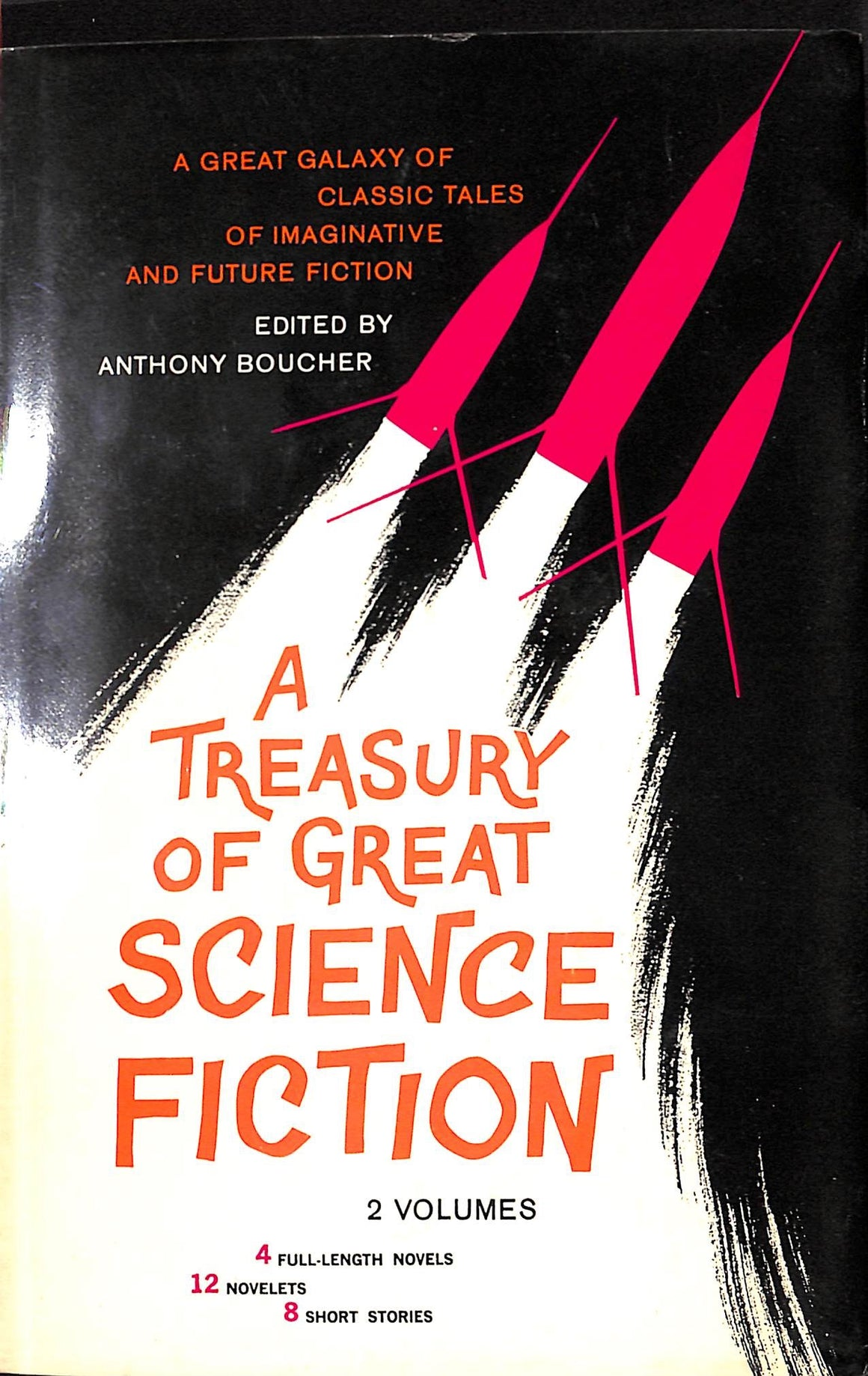 A Treasury of Great Science Fiction by Anthony Boucher