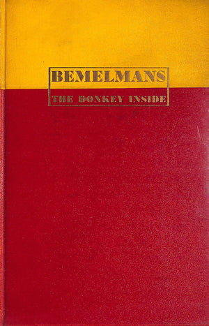 'The Donkey Inside' 1941 Ltd Edition #97/175 w/ Original Illustration
