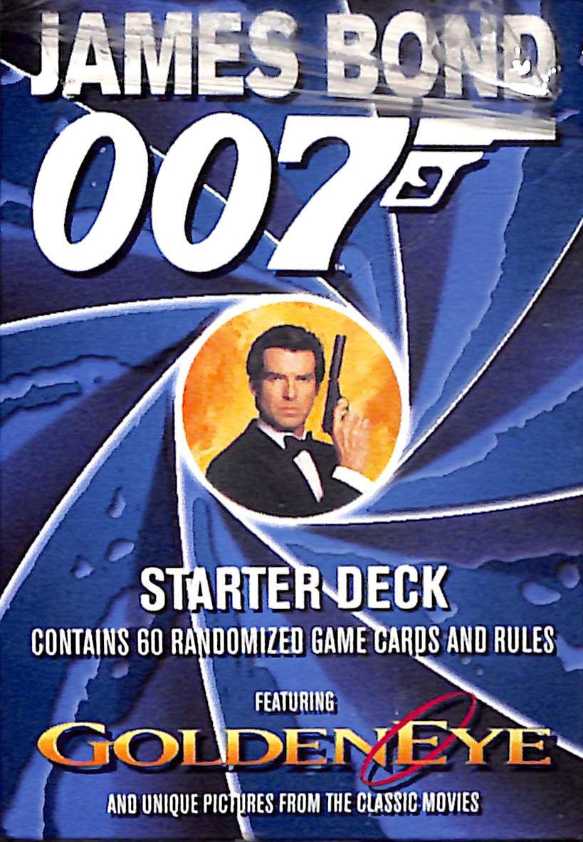 James Bond 007 Starter Deck