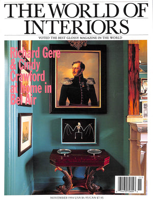 The World of Interiors November 1994