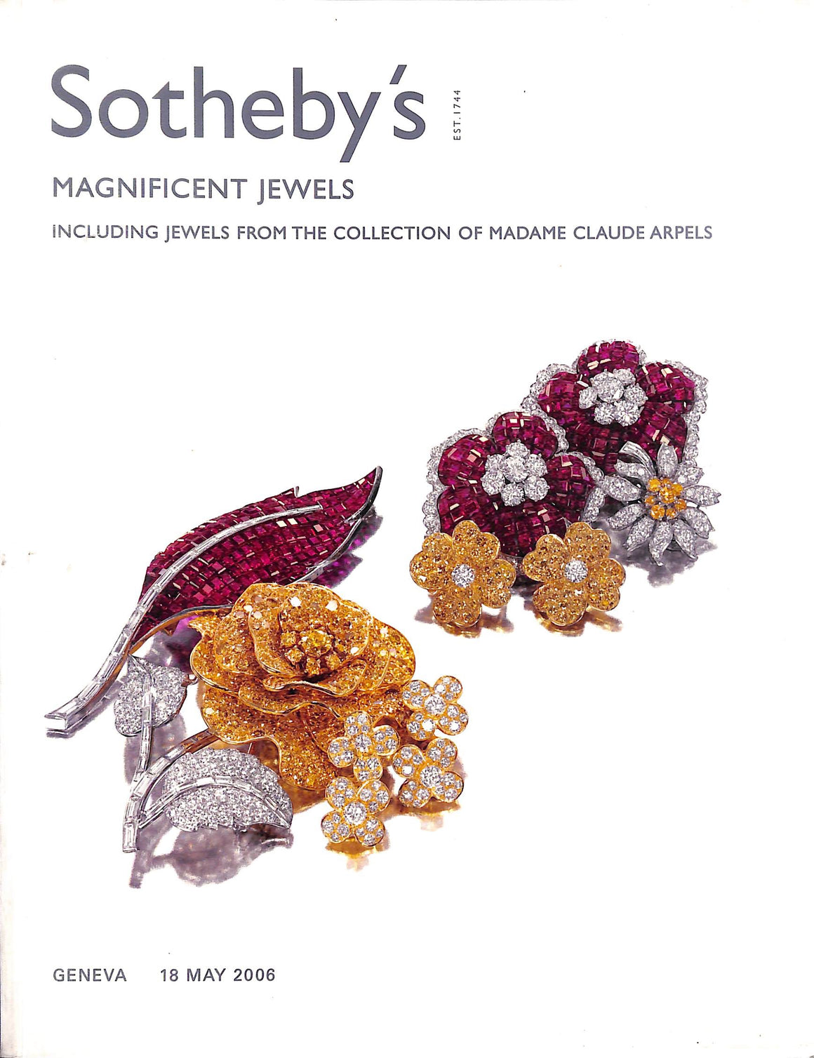 Sotheby's Magnificent Jewels