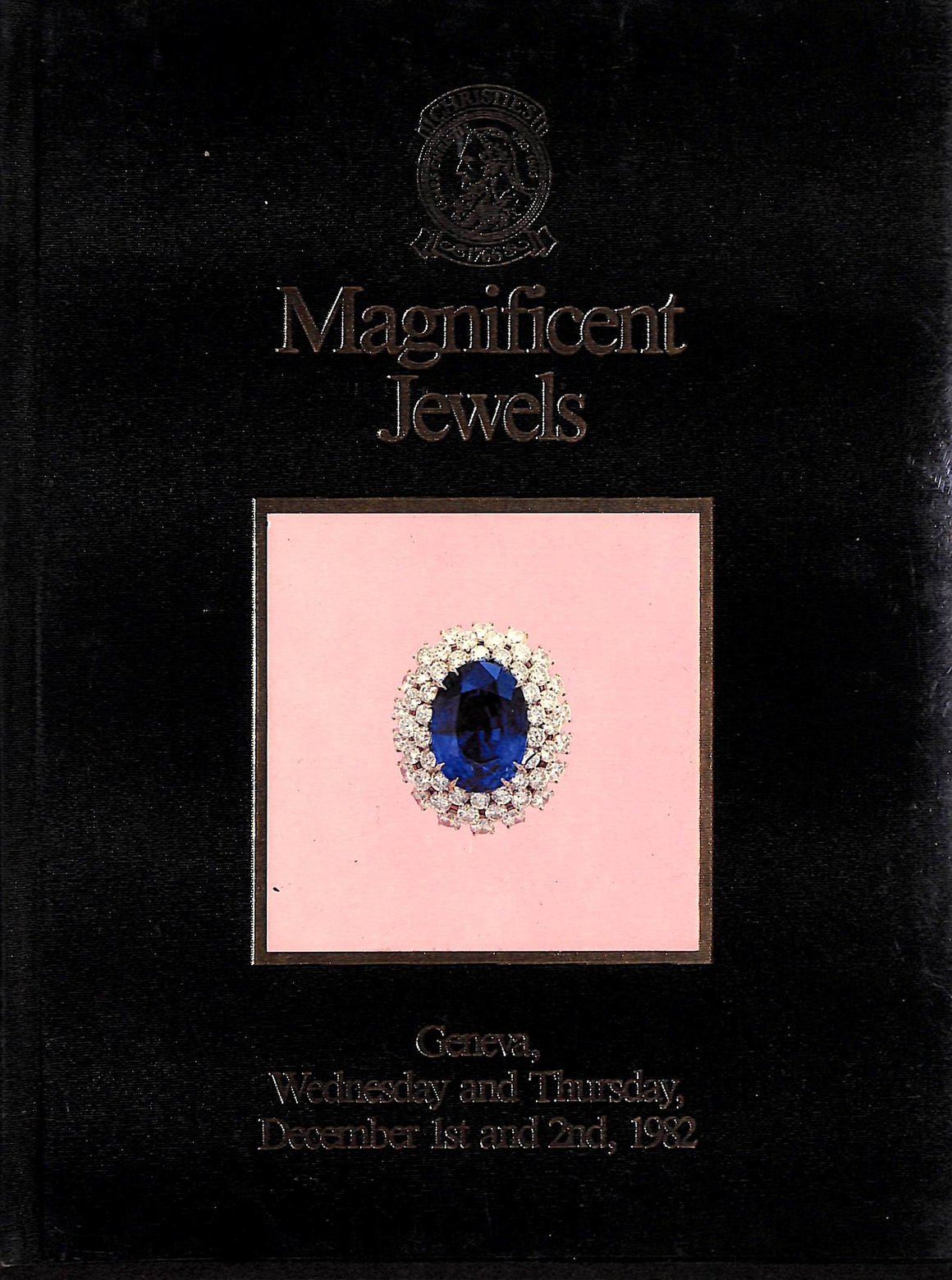 """Magnificent Jewels"" 1982"