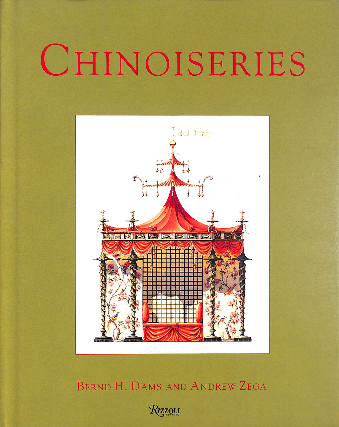 Chinoiseries by Bernd H. Dams and Andrew Zega