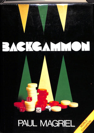 """Backgammon"" 1979 MAGRIEL, Paul (SOLD)"
