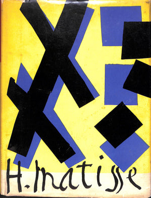 Matisse: His Art and His Public by Alfred Barr
