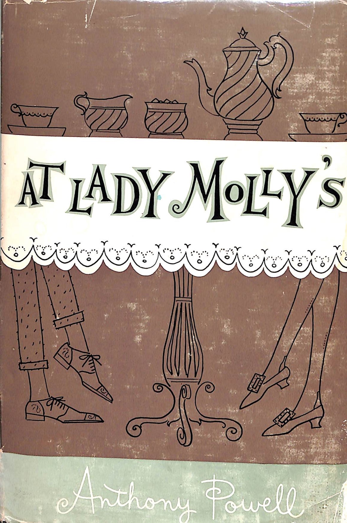 At Lady Molly's by Anthony Powell