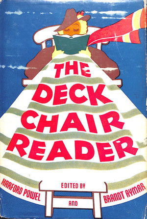 The Deck Chair Reader by Harford Powel & Brandt Aymar