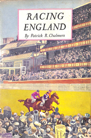 Racing England by Patrick Chalmers