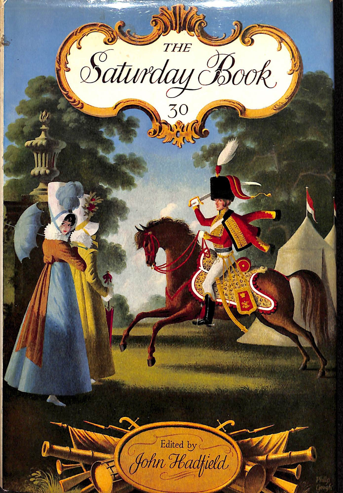 The Saturday Book by John Hadfield