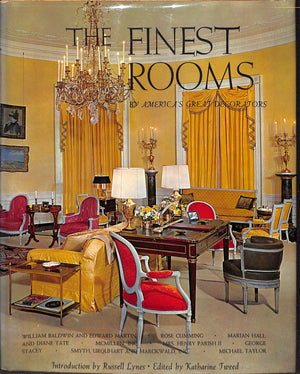 'The Finest Rooms by America's Great Decorators' by Katharine Tweed