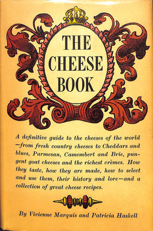 The Cheese Book by Vivienne Marquis and Patricia Haskell