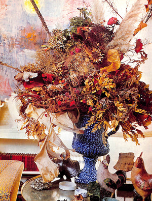 The Book of Flower Arranging by David Hicks