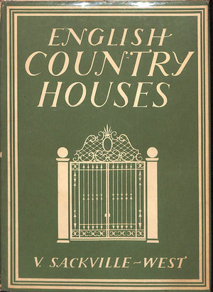 English Country Houses by V. Sackville-West