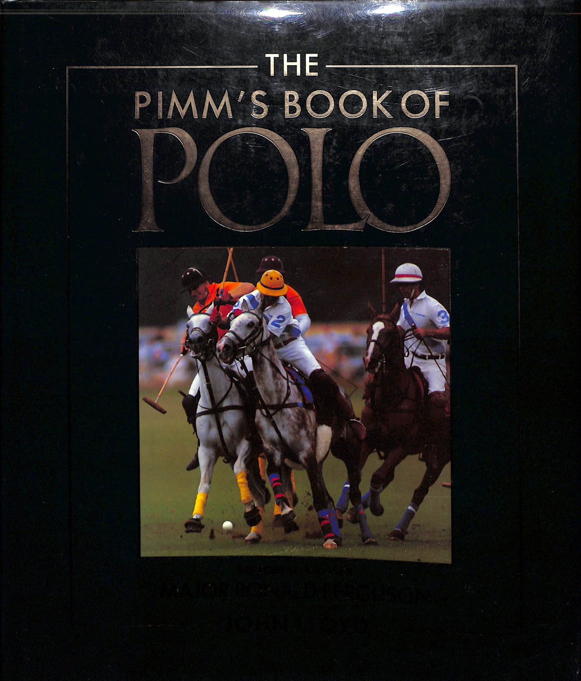The Pimm's Book of Polo by John Lloyd