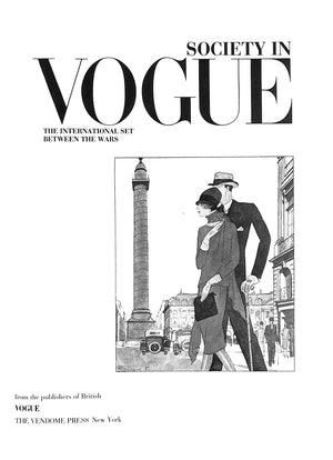 Society In Vogue: The International Set Between The Wars