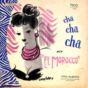 "Cha Cha Cha at ""El Morocco"" by Joro Fabry"