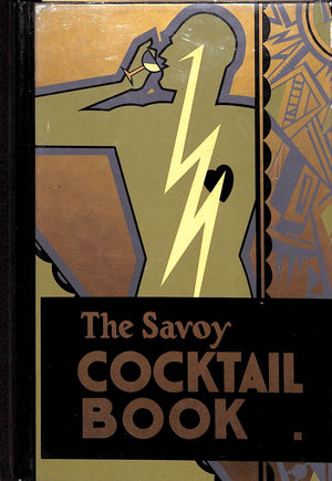 """The Savoy Cocktail Book"" 1983 by Harry Craddock (Sold!)"