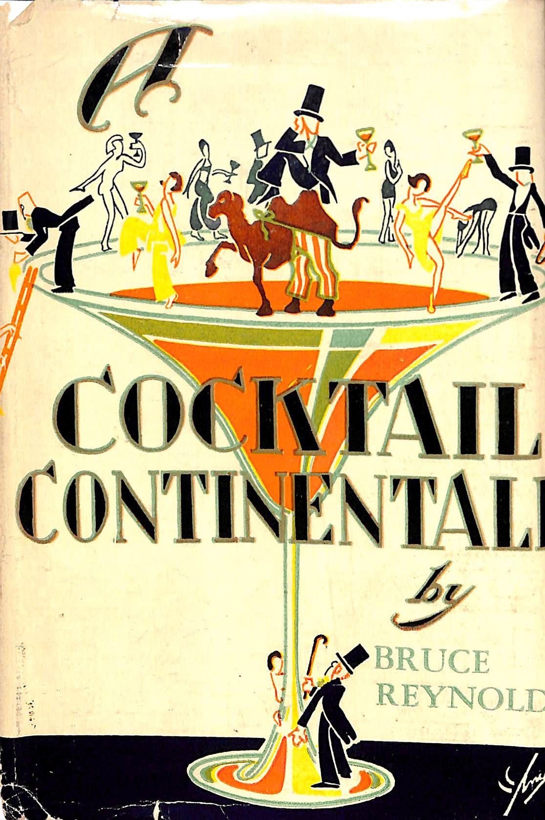 Cocktail Continentale by Bruce Reynolds