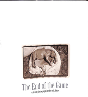 """The End of the Game: The Last Word From Paradise"" 1988 by Peter H. Beard (SOLD)"