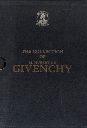 Christie's: The Collection of M. Hubert De Givenchy: Monaco Saturday 4 December 1993