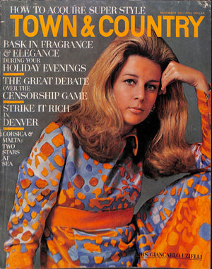 Town & Country November 1967