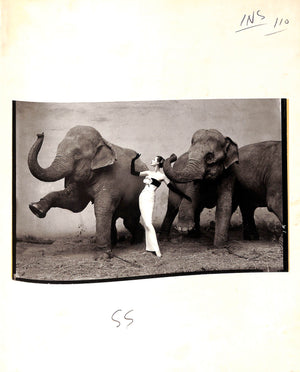 'Made in France'` 2001 1st Ed by Richard Avedon