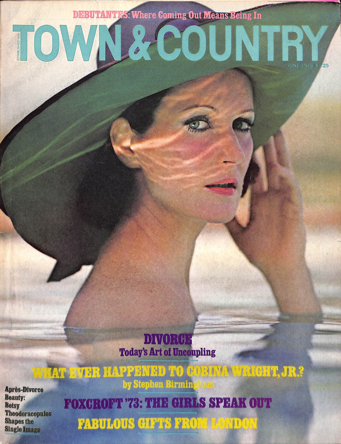 """Town & Country"" June 1973"