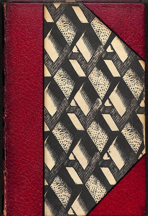Robert W. Service Leatherbound 9 Vol Set by Sangorski & Sutcliffe 1907-1928 (Sold!)