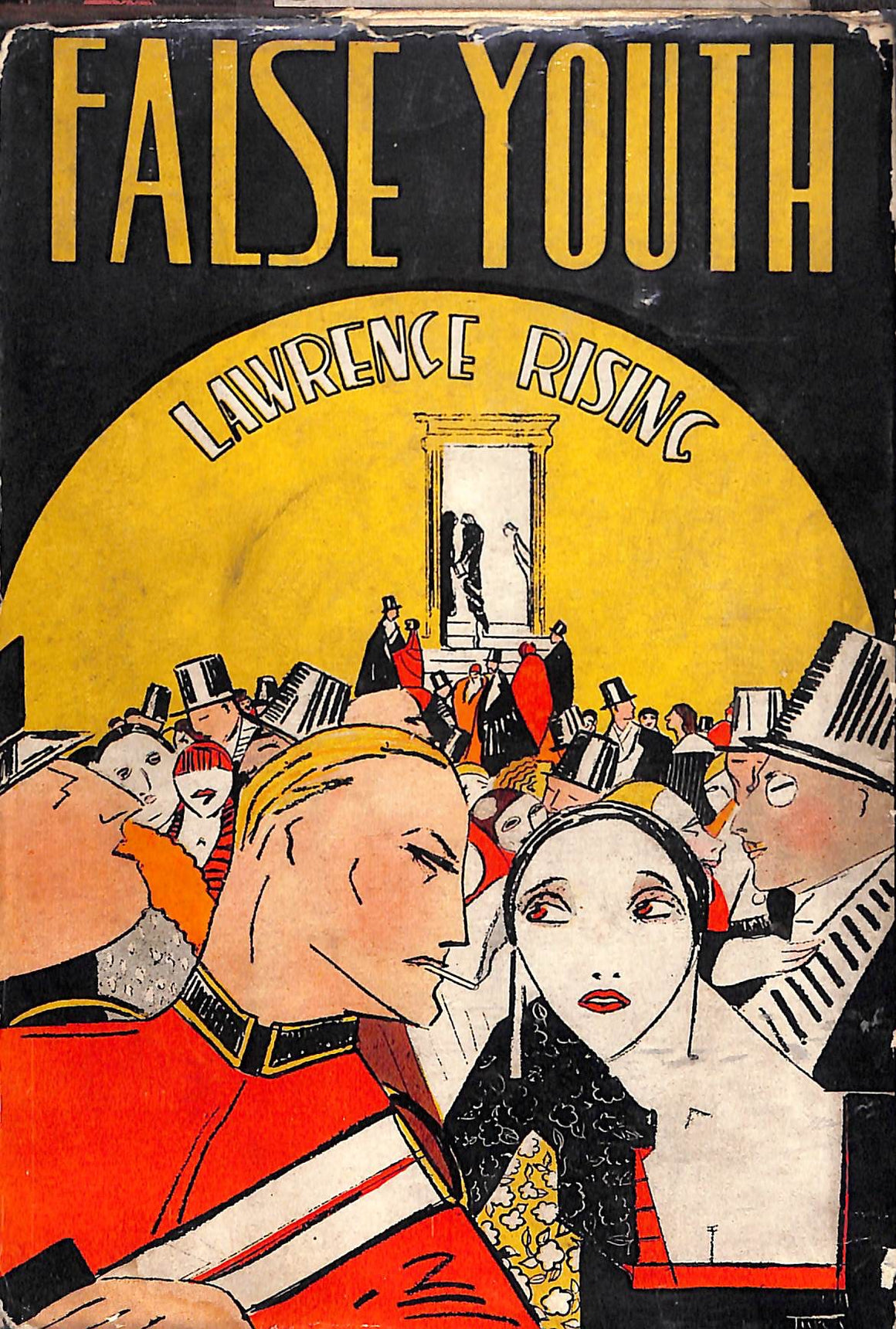 """False Youth"" 1929"