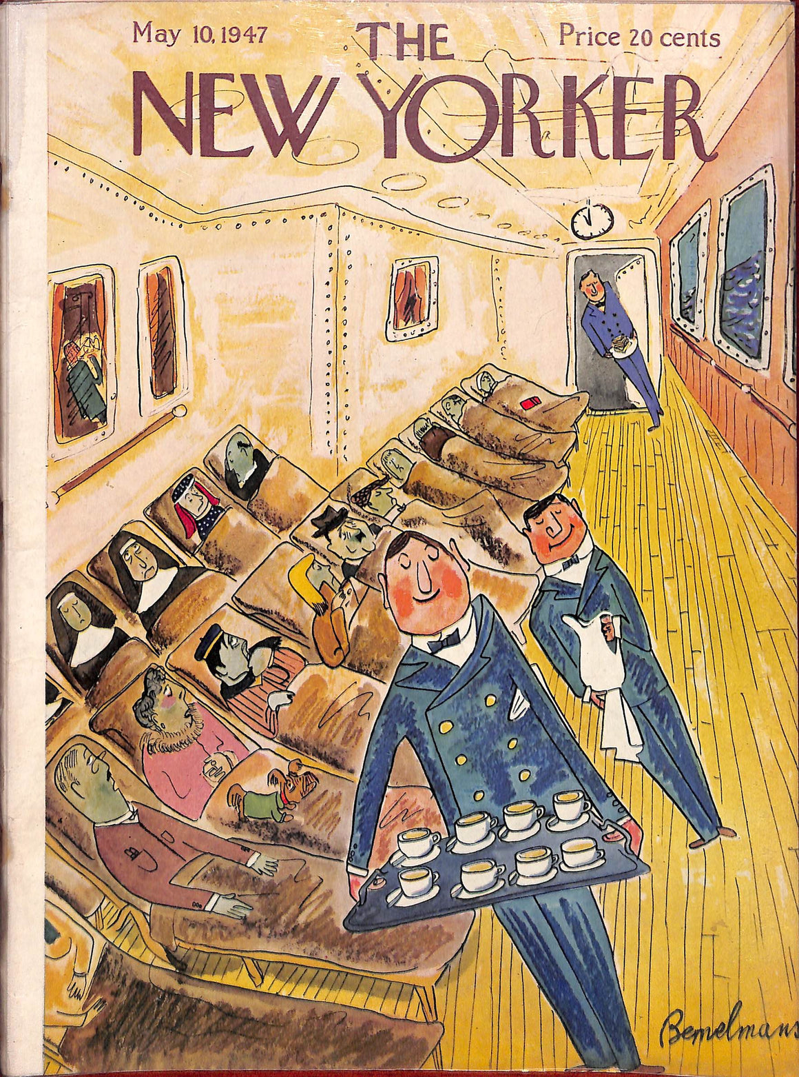 The New Yorker May 10, 1947