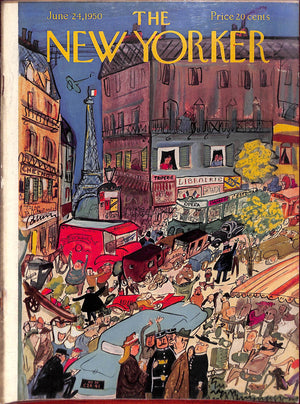 The New Yorker June 24, 1950 (SOLD)