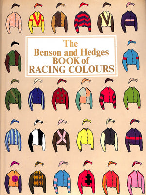 """The Benson and Hedges Book of Racing Colours"" 1973"