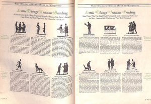 """The Woman's World Book of Etiquette: A Useful Guide for Everyone in Every Day Life"" 1928"