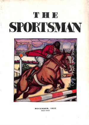 The Sportsman December, 1935