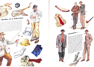 Apparel Arts: Volume 10, Number 3 - January/February, 1940 (Sold!)