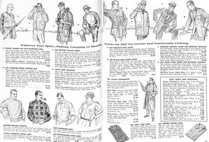 Abercrombie & Fitch 1962 Camp/ Tackle Catalog