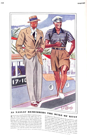 Esquire January 1936