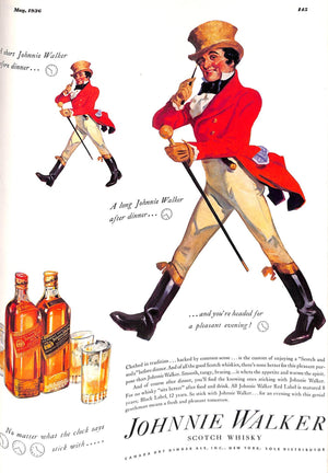 Esquire May 1936 w/ Paul Brown Illustration