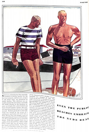 Esquire July 1934