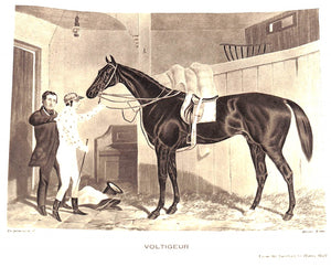 Racing at Home and Abroad: Volumes I, II, III by Charles Richardson