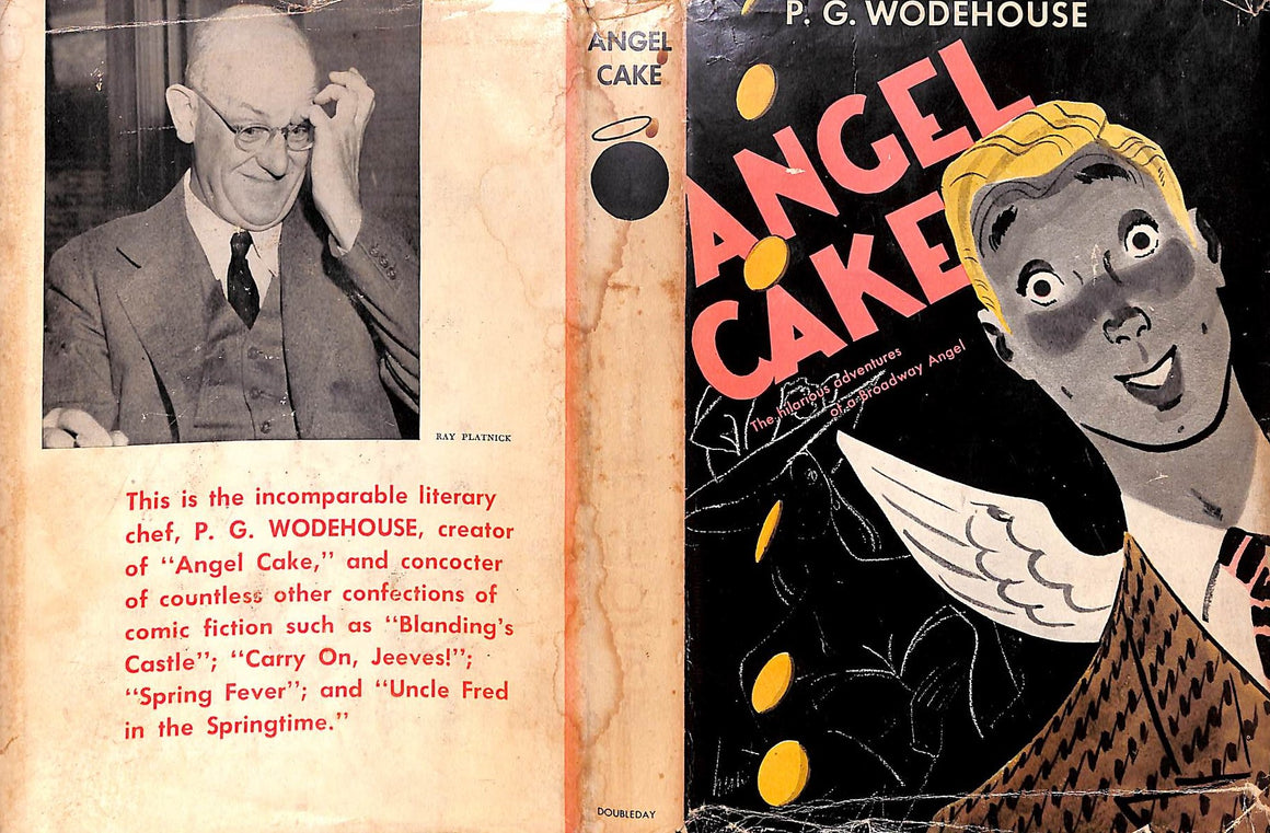Angel Cake by P. G. Wodehouse