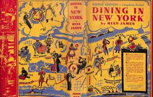 Dining In New York An Intimate Guide by Rian James